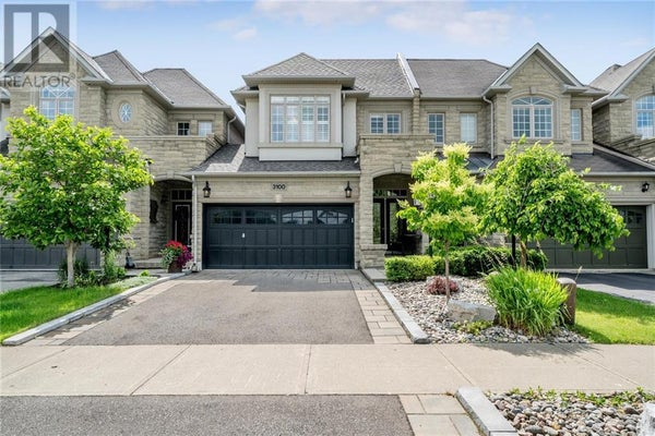 3100 Cardross Court - Oakville Row / Townhouse for sale, 3 Bedrooms (30788320)