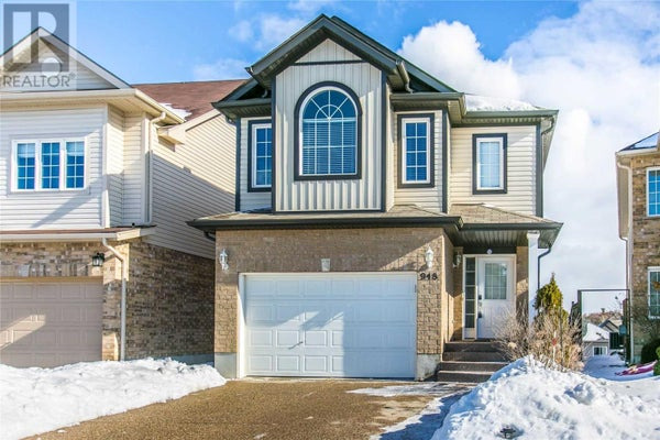 948 BIANCA CRT - Kitchener House for sale, 4 Bedrooms (X4697420)