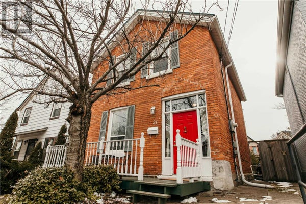 21 MILL ST - Hamilton House for sale, 3 Bedrooms (X4700674)