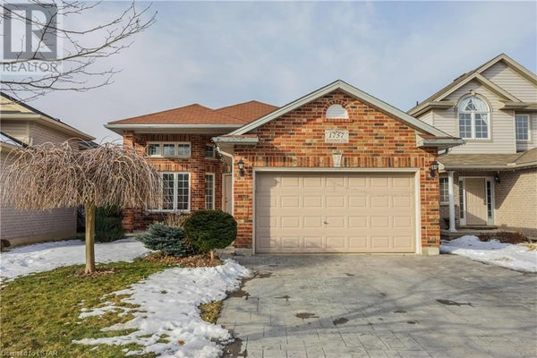 1757 ENNISMORE CRESCENT - London House for sale, 4 Bedrooms (245666)