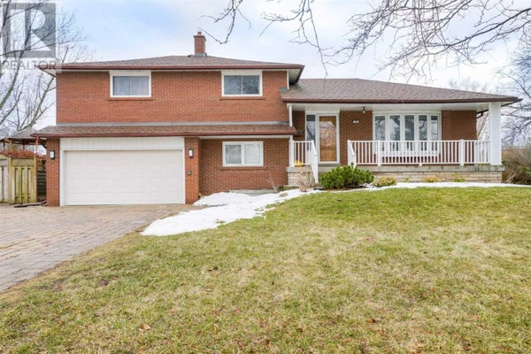 39 HILLS RD - Ajax House for sale, 4 Bedrooms (E4701274)