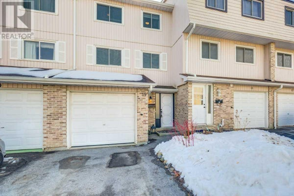 #19 -1975 ROSEFIELD RD - Pickering Row / Townhouse for sale, 3 Bedrooms (E4701417)