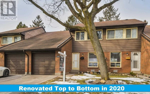 #14 -155 GLOVERS RD - Oshawa Row / Townhouse for sale, 4 Bedrooms (E4701554)