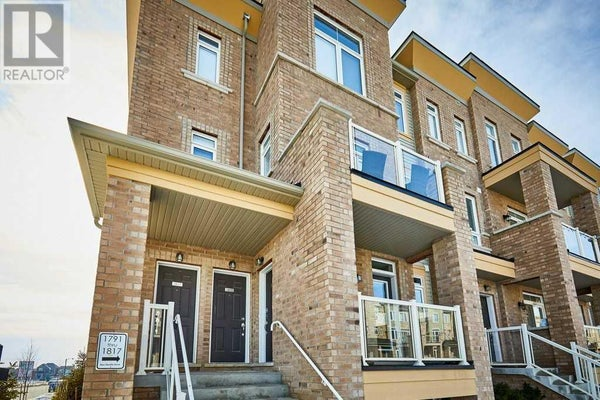 #244 -1813 REX HEATH DR - Pickering Row / Townhouse for sale, 2 Bedrooms (E4701995)
