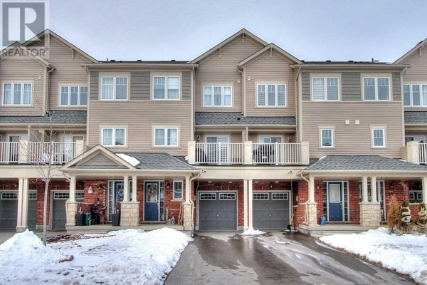 64 TABARET CRES - Oshawa Row / Townhouse for sale, 2 Bedrooms (E4702103)