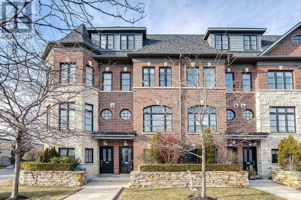 162A EVANS AVE - Toronto Row / Townhouse for sale, 4 Bedrooms (W4702051)