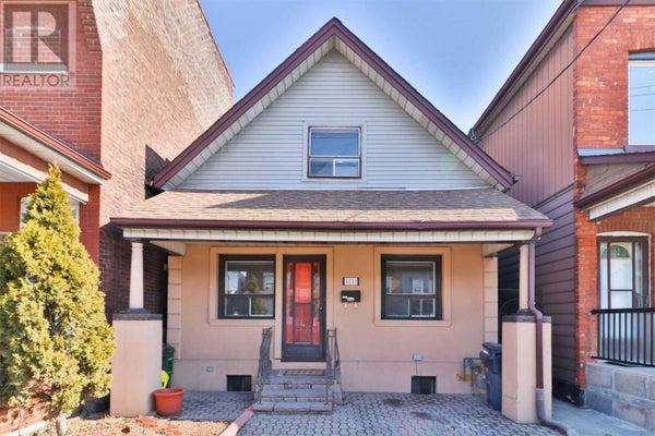 1111 DUFFERIN  ST - Toronto House for sale, 4 Bedrooms (W4702064)
