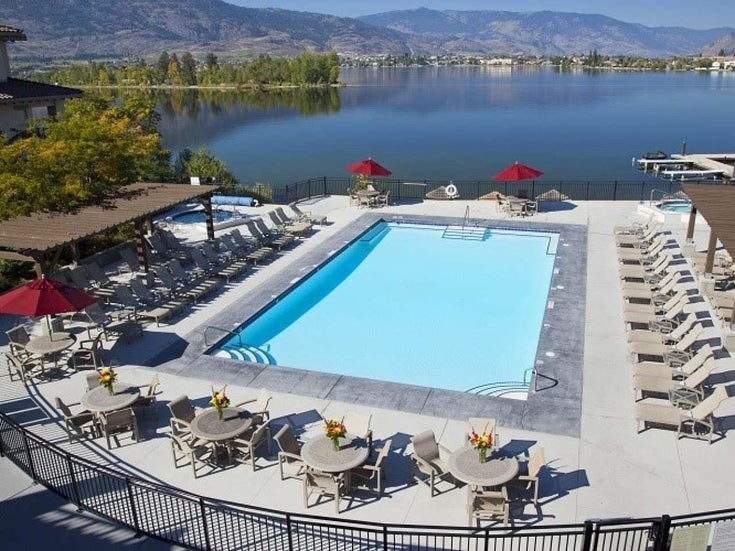 244 - 4200 LAKESHORE DRIVE - Osoyoos Apartment for sale, 1 Bedroom (185167)