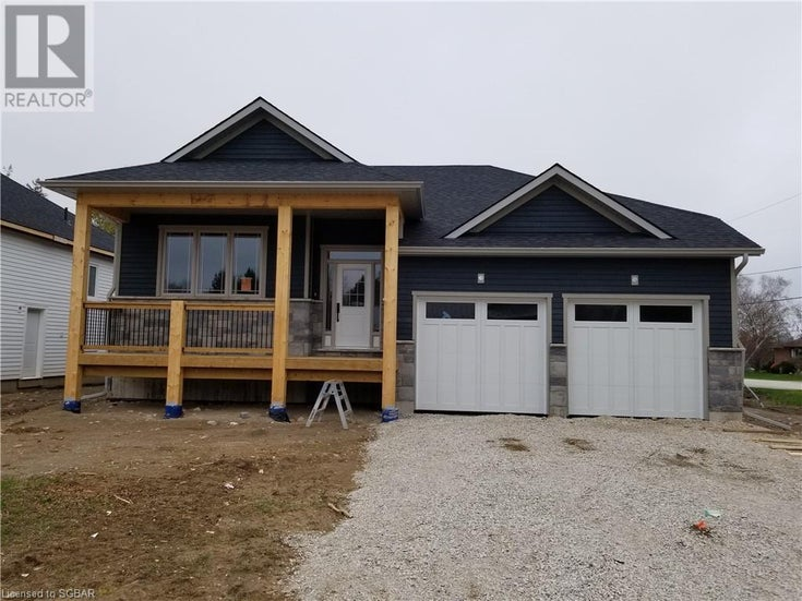 12 GORDON Crescent - Meaford House for sale, 2 Bedrooms (40010305)