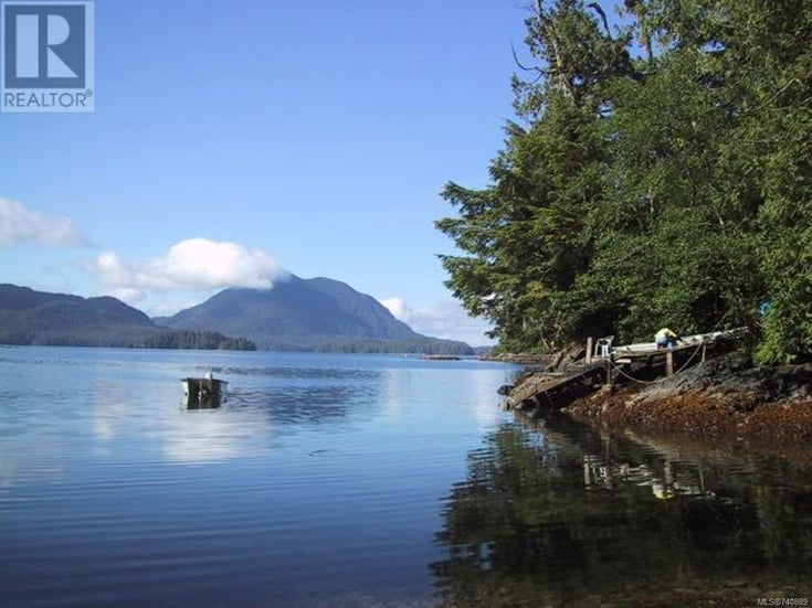 LT 3 Cypress Bay - Tofino House for sale, 1 Bedroom (740889)