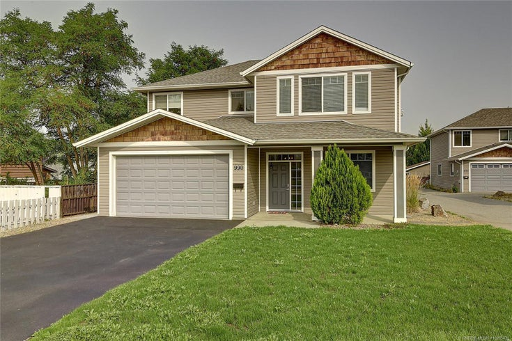 990 Graham Road, - Kelowna House for sale, 5 Bedrooms (10215435)