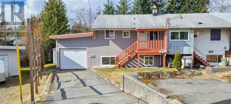 10 GANDER CRESCENT - Kitimat Row / Townhouse for sale, 3 Bedrooms (R2527301)