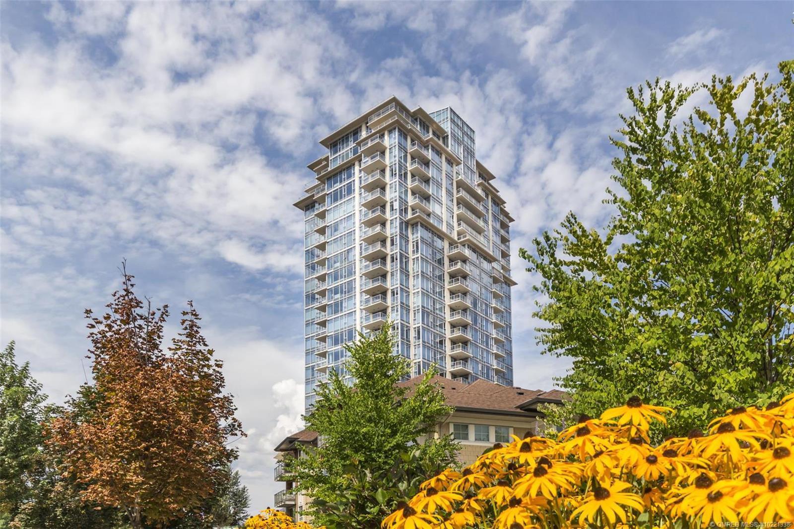 #404 1075 Sunset Drive, - Kelowna Apartment for sale, 1 Bedroom (10221338) - #16