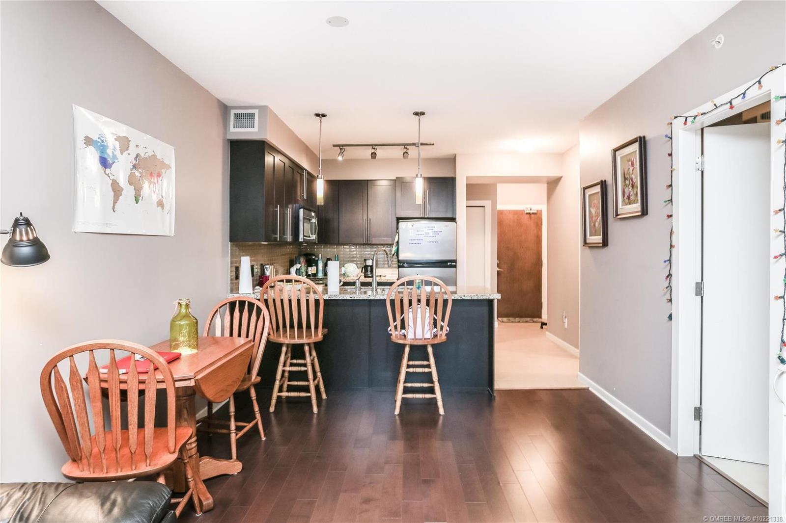#404 1075 Sunset Drive, - Kelowna Apartment for sale, 1 Bedroom (10221338) - #6