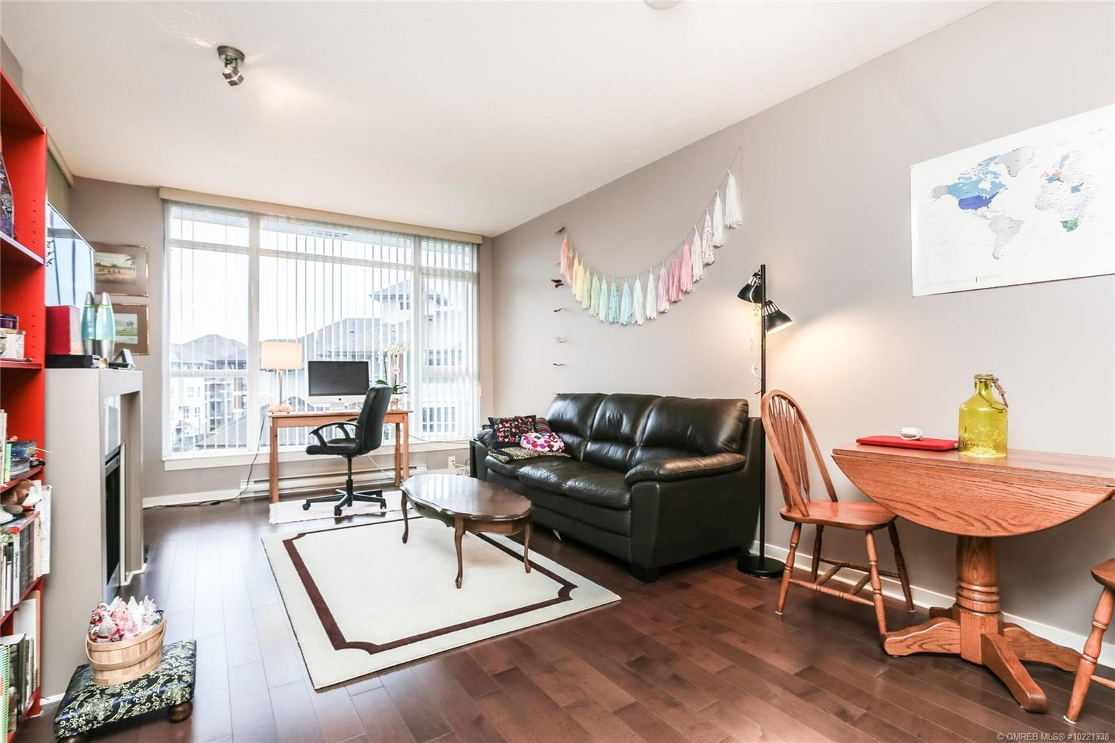#404 1075 Sunset Drive, - Kelowna Apartment for sale, 1 Bedroom (10221338) - #7