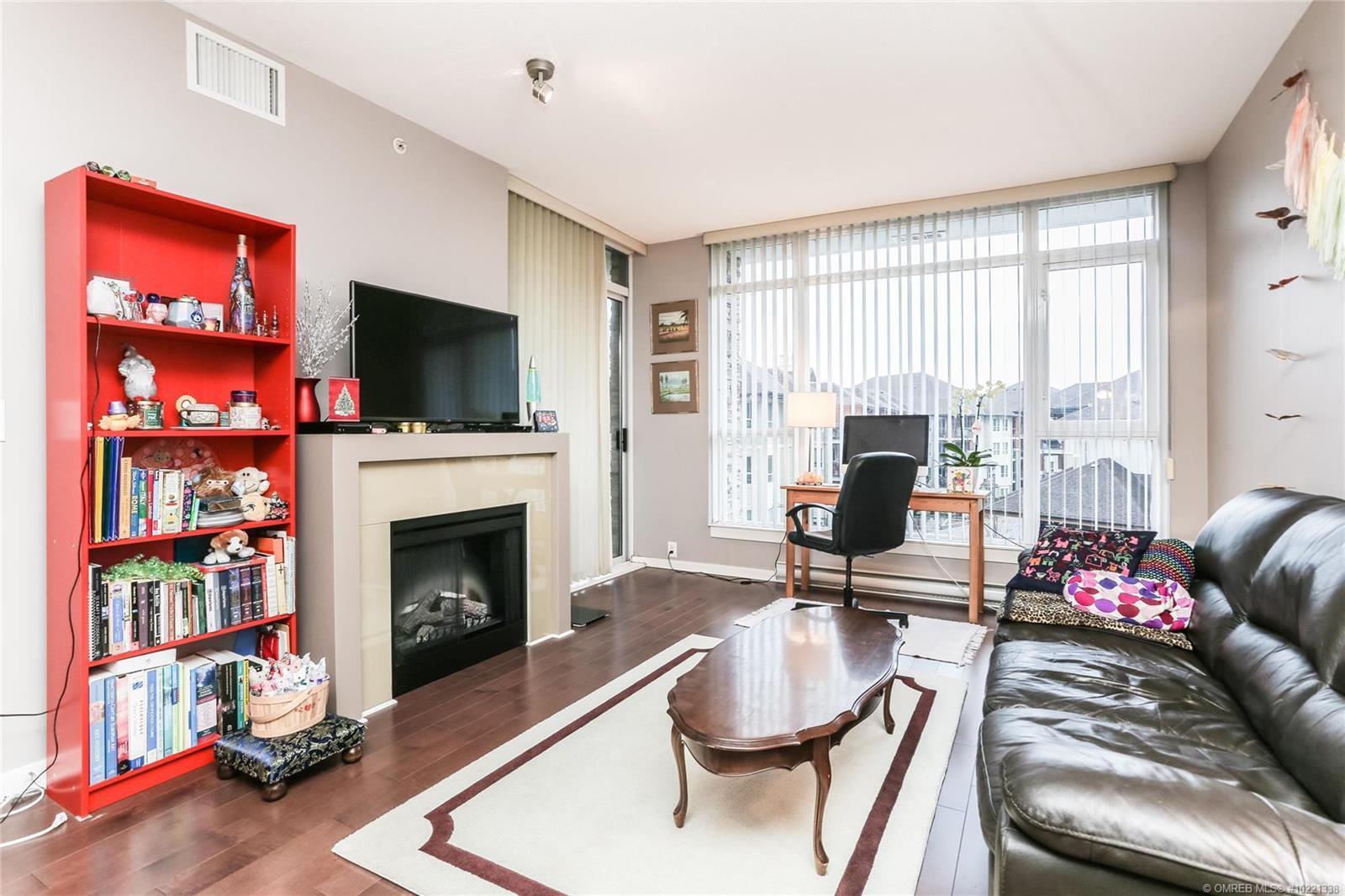 #404 1075 Sunset Drive, - Kelowna Apartment for sale, 1 Bedroom (10221338) - #8