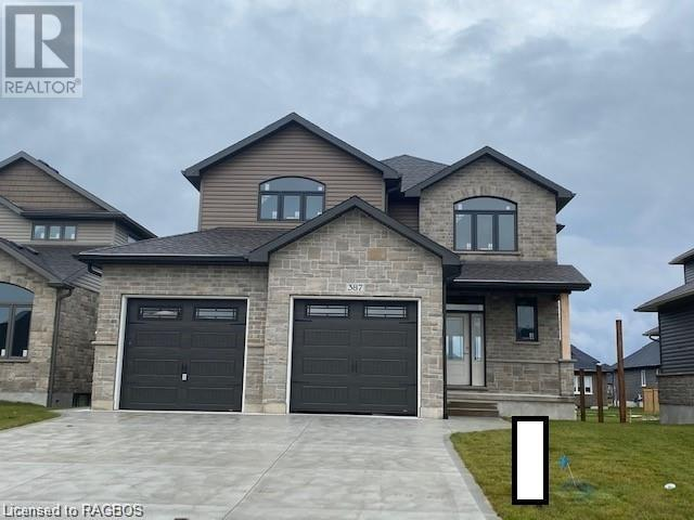 387 NORTHPORT Drive - Port Elgin House for sale, 3 Bedrooms (40160818)