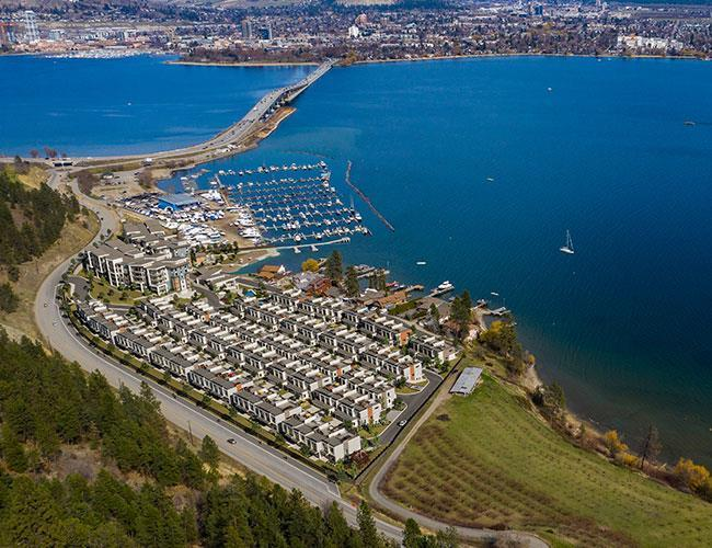 #197 2100 CAMPBELL Road, - West Kelowna Row / Townhouse for sale, 4 Bedrooms (10240066)