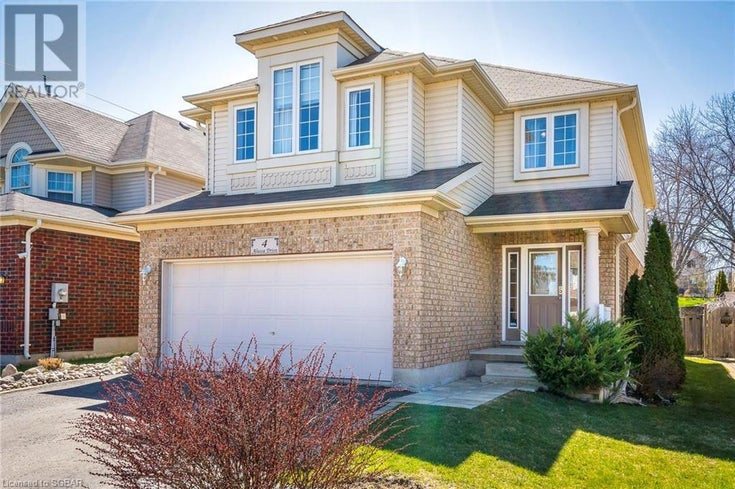 4 ALYSSA Drive - Collingwood House for sale, 4 Bedrooms (40161657)
