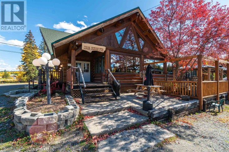 6046 LITTLE FORT 24 HIGHWAY - 100 Mile House (zone 10) for sale(C8040649)