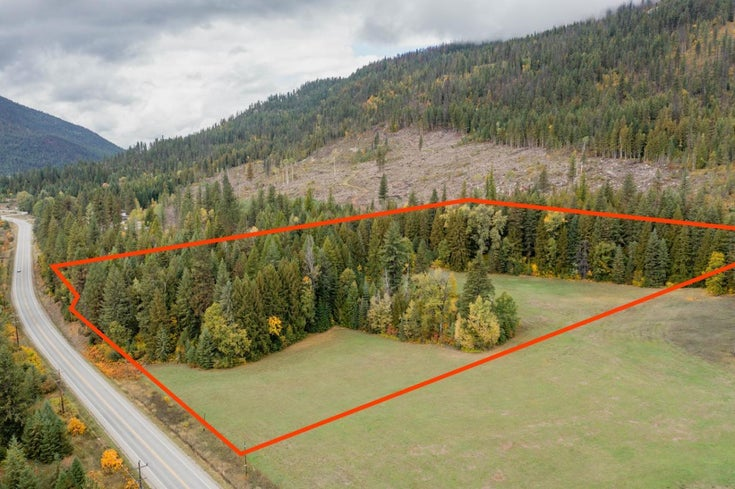 Lot 1 HIGHWAY 3 - Salmo for sale(2461482)